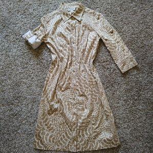 ST. John Sport shirt dress